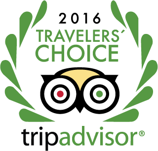 Tripadvisor - Travellers Choice 2016