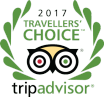 Tripadvisor - Travellers Choice 2017
